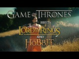Game of Thrones meets Lord of the Rings (and The Hobbit) ft. Lara Somogyi