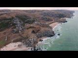 Крым 4K: Декорации фильма «Скиф». Генеральские пляжи. Часть 1