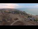 Крым 4K: Декорации фильма «Скиф». Генеральские пляжи. Часть 2