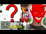 MOST TOXIC CHAMP vs MOST TOXIC PLAYER! - Teemo 2.0 - Journey To Masters #50 S7 - League of Legends