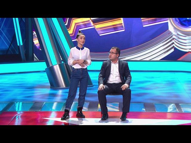 Comedy Баттл. Последний сезон - Тамара и Сычёв (1 тур)