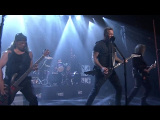 Metallica - Moth Into Flame (The Tonight Show With Jimmy Fallon)