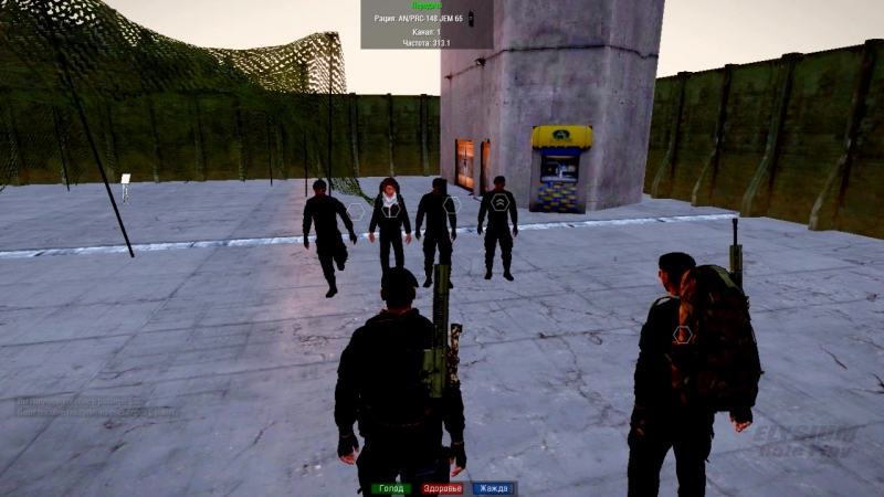 Посвящение в бойцы NWG, послесловие:)