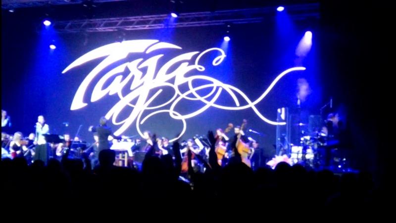 Тарья Турунен (ex-Nightwish) 8.05.16 Гранд Холл Сибирь Красноярск