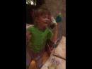 Полечка поёт песенку про пальчики!