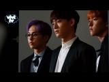 [BTS] 170523 ViVi Magazine @ EXO-CBX