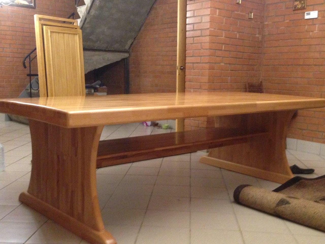 стол массив