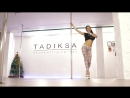 Tadiksa | Exotic Pole Dance | Improvisation