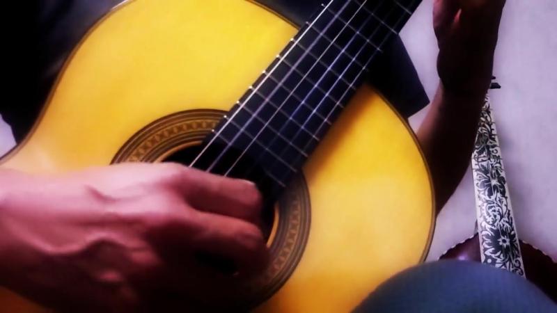 La Ragazza di Bube (assolo di chitarra)