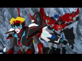 Transformers Robots in Disguise  Season 2 Episode 2 Overloaded Part 2  1080p Full HD