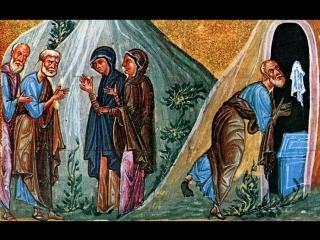 Неделя святых жен-мироносиц. Третья Неделя по Пасхе