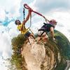 JUMP & FLY - Прыжки с веревкой в Крыму
