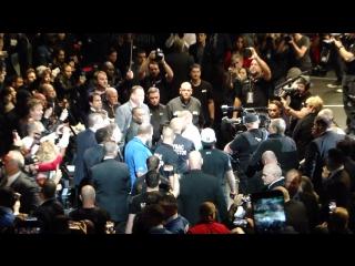 UFC 205 Выход Конора Макгрегора Conor McGregor Entrance vs Eddie Alvarez MSG New York Live