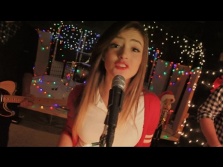 """""""All I Want For Christmas Is You"""" - Mariah Carey (Against The Current COVER)"""
