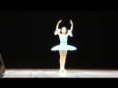 Вариация феи Нежности из балета Спящая красавица Кристина Морозова.