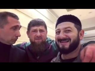Кадыров и Галустян сняли видеоответ на доклад НАТО