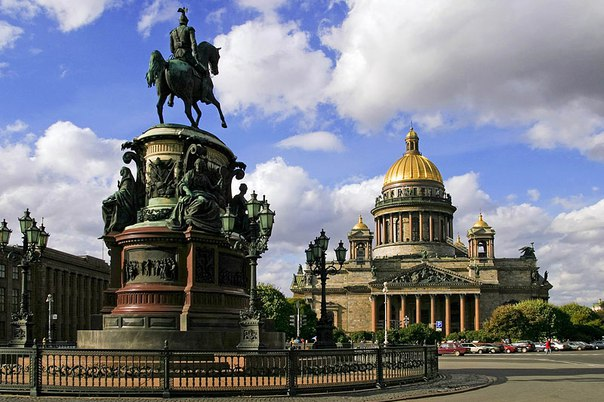 Монумент Николаю I