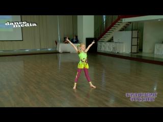Выступление моей дочурки на гран-при России по акробатическому танцу
