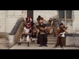 Medieval music .Les Compagnons du Gras Jambon. Middle ages.Heiduckentanz