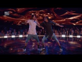 Les Twins - The Duels (Полное выступление на World of Dance 2017)