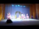 выступление наших деток в Черноморском на фестивале Веселый башмачок