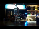 Екстримальне приготування коктейлв в паб Гойра 2