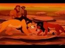 король лев история двух братьев трейлер