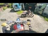 Питбайк против Honda VTX 1800 –пересесть за 1 день