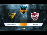 Clutch Gamers vs WG.Unity, Game 2, Dota Summit 7 SEA Qualifier