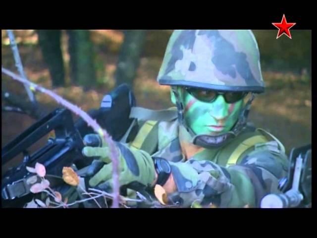 Воины мира - Французский иностранный легион (2-ая часть)