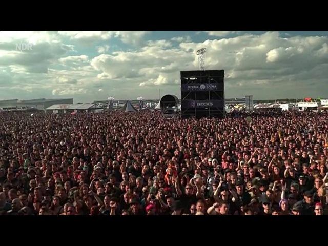 Eisbrecher - Live at M'era Luna 14.08.2016