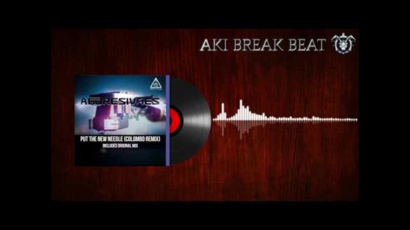 Aggresivnes - Put The New Needle (Colombo Remix) ELEKTROSHOK RECORDS