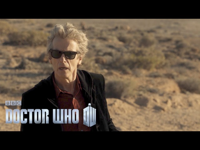 Ruling the world when asked - Doctor Who: The Pyramid at the End of the World Preview - BBC One