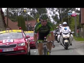 Тур Де Франс - 2014, 4-й этап (полностью)
