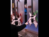 WARLOCK WALL NAMM SHOW 2011 BC RICH GUITARS BEATSTREET MUSIC
