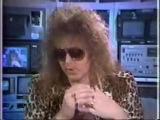 Yngwie Malmsteen Interview 1986