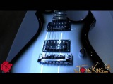 BC RICH  NAMM 2013  Sneak Peak! Outlaw in 6, 7 &amp 8 string! USA Warlock &amp Michael Kelly Valor II.
