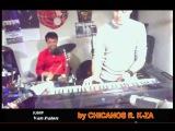 CASIO CTK-7000 Van Halen - Jump (Covered by Chicanos ft. K-ZA)