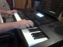 Roxette - Listen to your heart на синтезаторе CASIO CTK-6200