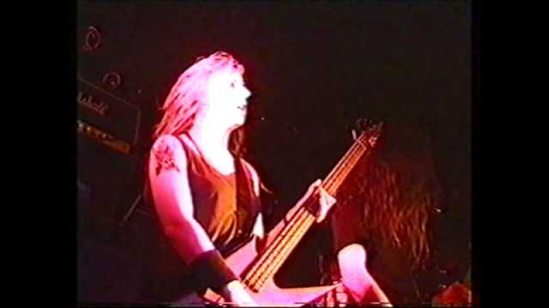 BOLT THROWER LIVE IN MANCHESTER 16 6 93