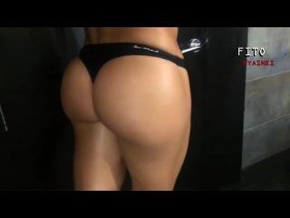 Julia Gilas - Hot Fitness WorkOut Motivation | Legs, Butt, Abs Training | Instagram Babes