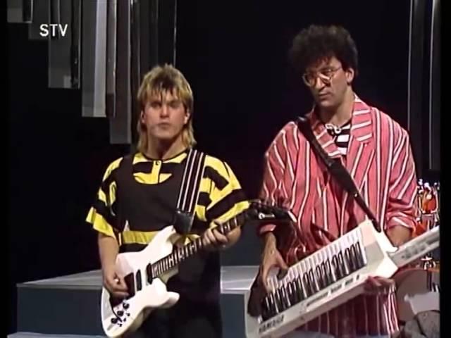 ВИА Весёлые ребята, Не волнуйтесь тётя. Конкурс Братиславская лира, 1987 год.