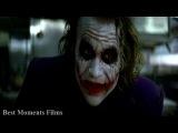 Джокер на собрании мафии.Фокус с карандашом.Тёмный рыцарь.2008.