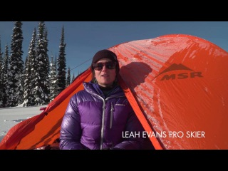 MSR Access™ Winter Tents: Overview