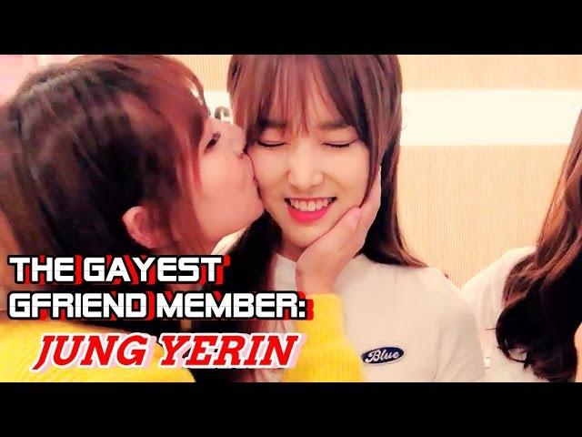 1004 여자친구 예린 유주 GFRIEND Yerin Yuju Kiss Kiss