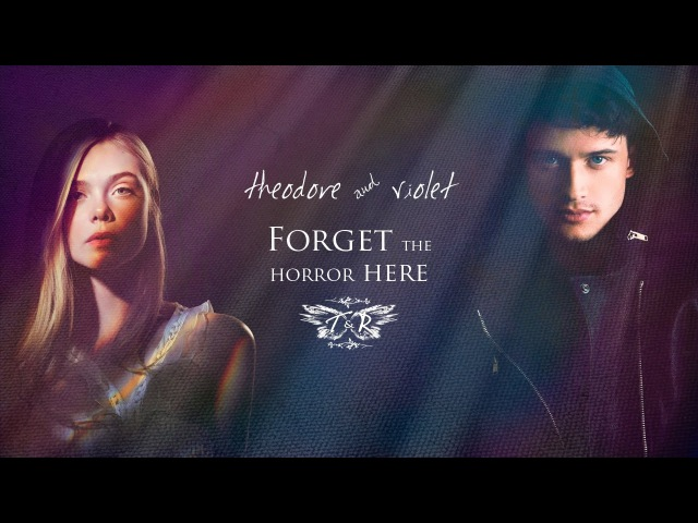 Finch Violet || Forget the horror here (All the Bright Places)