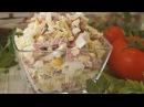 Салат с Пекинской капустой и колбасой Невероятно просто и ООочень Вкусно