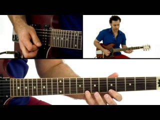 Dweezil Zappa Guitar Lesson - String Subsets