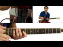 Dweezil Zappa Guitar Lesson - Economy Picking Pentatonics