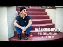 Interview With The Walking Dead's Austin Amelio | TransWorld SKATEboarding